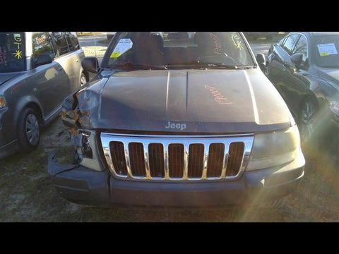 Driver Left Front Door Fits 99-04 GRAND CHEROKEE 389222