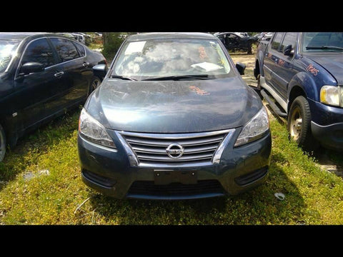 Trunk/Hatch/Tailgate Sv Without Spoiler Fits 13-15 SENTRA 411048