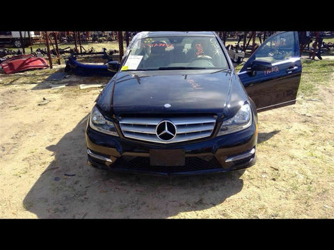 Driver Center Pillar 204 Type C63 Sedan Fits 08-14 MERCEDES C-CLASS 400103