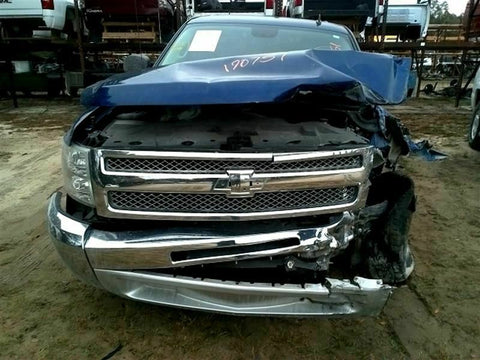 Passenger Right Fender Fits 07-14 SILVERADO 2500 PICKUP 326755