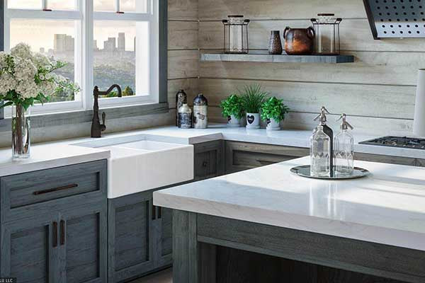 farmhouse style sinks and kitchen decorating ideas