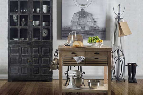 Farmhouse Furniture for Kitchens