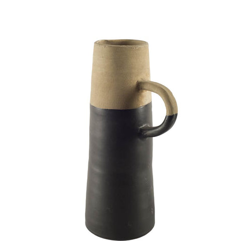 Mercana 31062 Garand II (Medium) Bottle, Black, 13x5x7 - The Modern Farmhouse