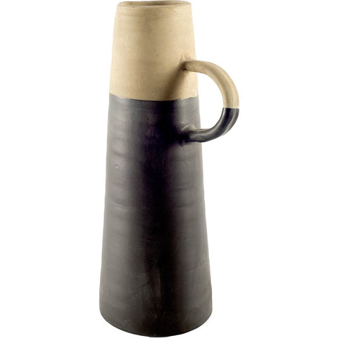 Mercana 31063 Garand III (Large) Bottle, Black, 16.5x8x6 - The Modern Farmhouse