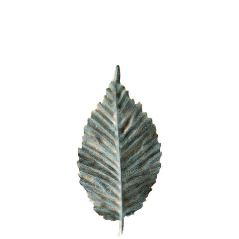 Mercana 44248 Brattea (Small) Wall Décor, Green, 12x1.2x6 - The Modern Farmhouse