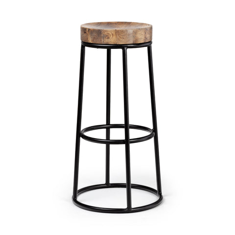 Mercana 50468 Flynn II Bar Stool, 30x16x16 - The Modern Farmhouse