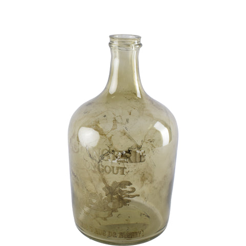 Mercana 67303 Alexis III (Small) Bottle, Green, 10x5x5