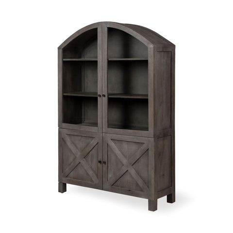 Mercana 67846 Gaines I Cabinet, Brown