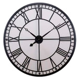 Mercana 68085 Akroyd Wall Clock, White