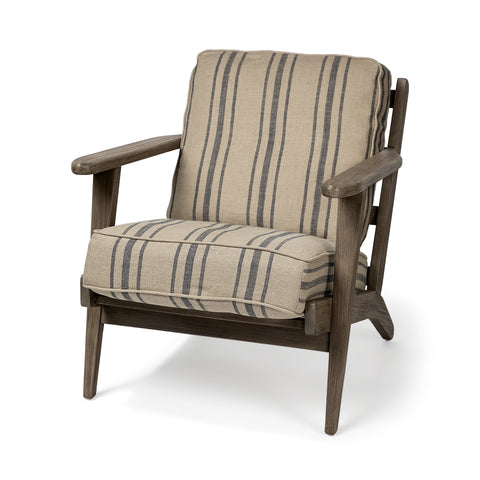 Mercana 68186 Olympus III Chair, light Brown/light honey