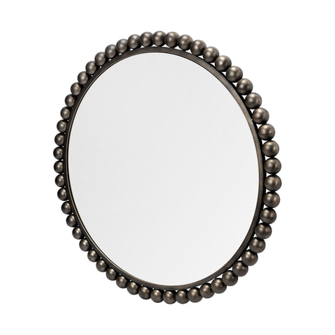 Mercana 68261 Orbit II (Large) Mirror, Brushed Gold