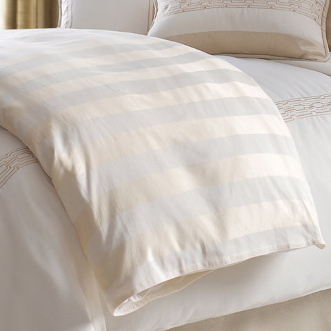 HiEnd Accents Hollywood Cabana Stripe Duvet