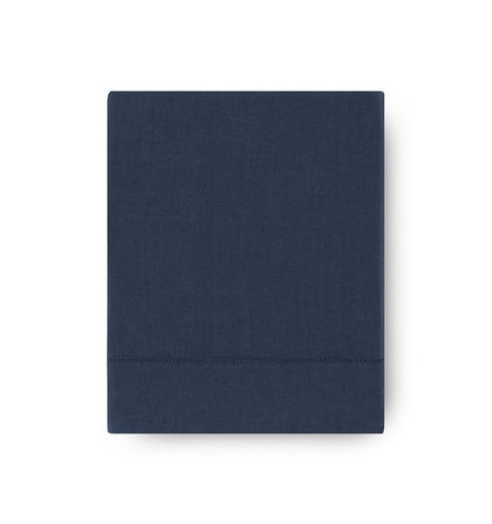 Amalia Stonewashed Linen Flat Sheet - The Modern Farmhouse