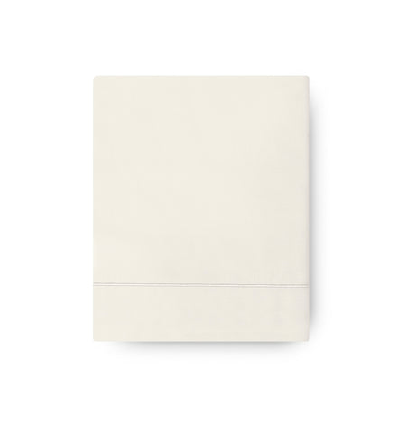Amalia 400TC Percale Flat Sheet - The Modern Farmhouse