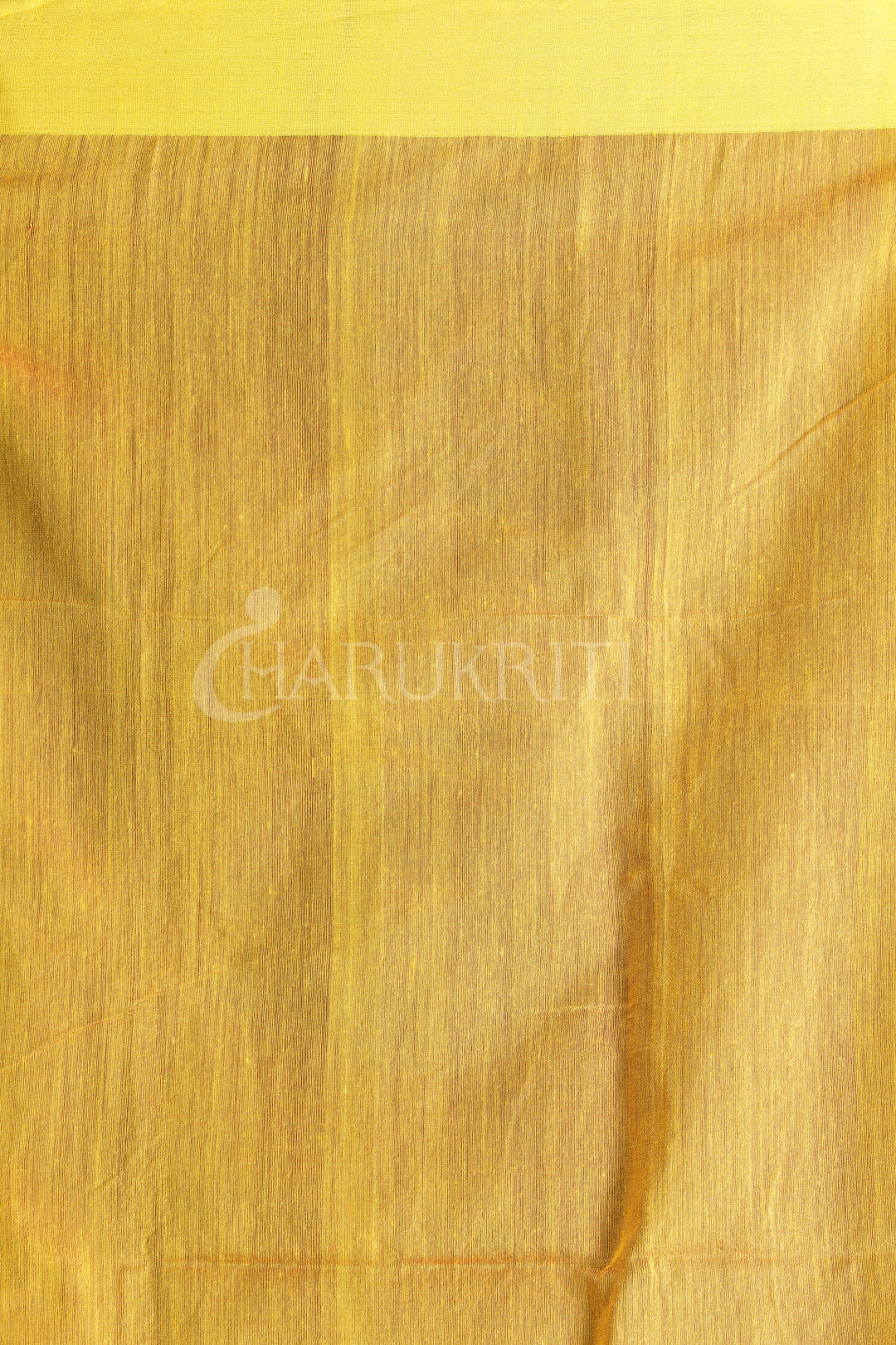 DEEP PINK BLENDED COTTON SAREE WITH WOVEN DESIGN - Charukriti