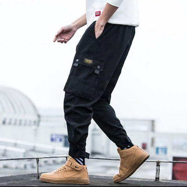 *Up to 47 inches* Velcro Cargo Pants