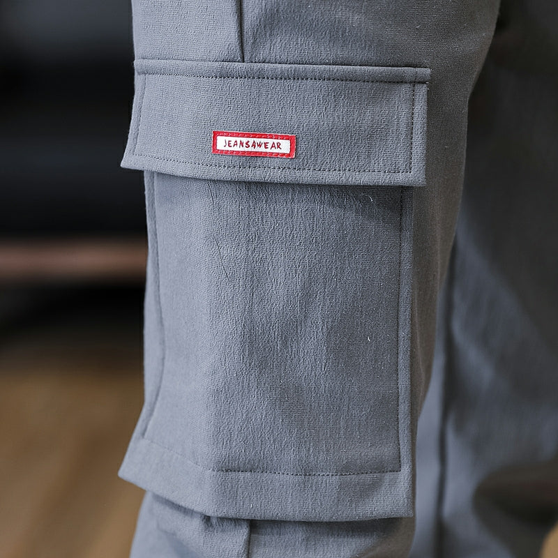 *Up to 47 inches* Cargo Joggerpants