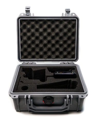 Disorderly Conduction - Puffco Peak Laser Etched Peli Case 1150 & Battery