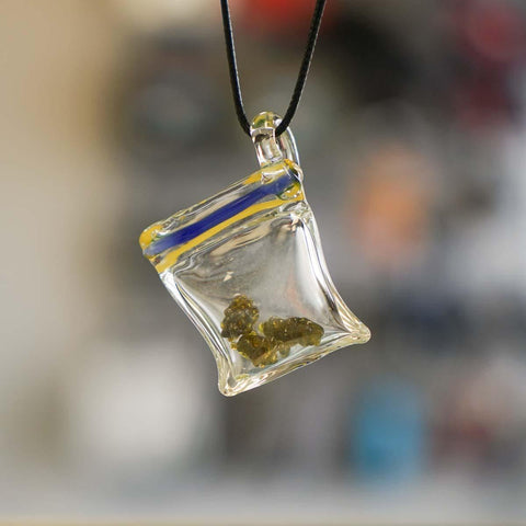 Tammy Baller - Bag of Nugs Pendant