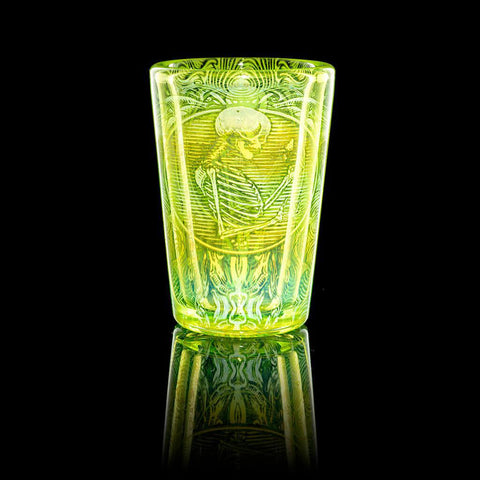 "Mothership - Lime ""Forbidden Fruit"" Shot Glass"
