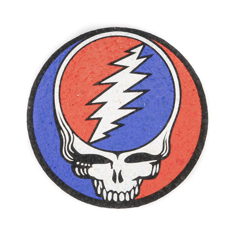 Mood Mat - Grateful Dead Steal Your Face Coaster