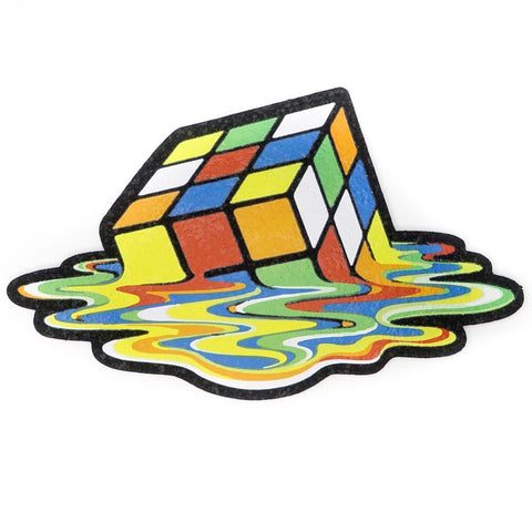 East Coasters - Melted Rubik's Cube