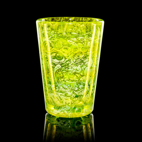 "Mothership - Lime ""Quagmire"" Shot Glass"