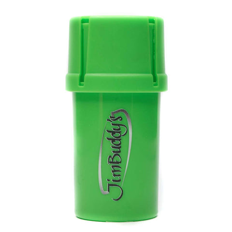 Medtainer Smell Proof Grinder - JimBuddy's Edition