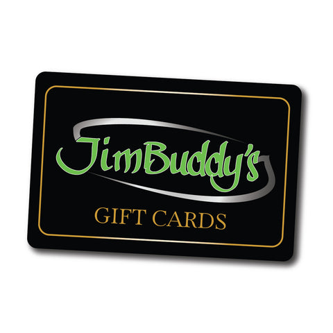 JimBuddy's Gift Card
