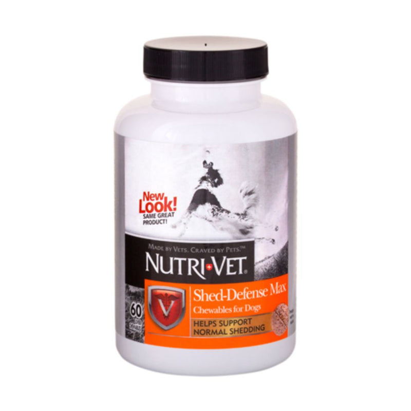 Nutri-Vet Shed-Defense Max Chewables