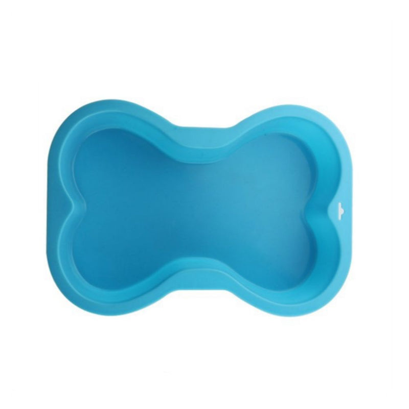 Silicone Cake Dog Bone Pan