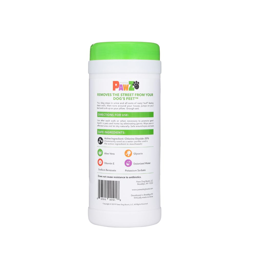 PawZ SaniPaw - Wipes 60 ct.