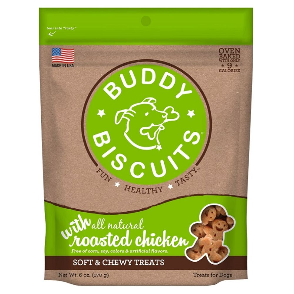 Buddy Biscuits® Roasted Chicken