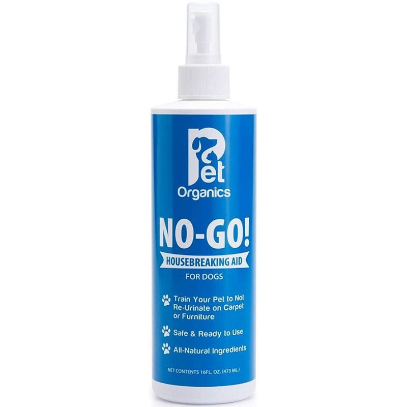 Pet Organics No-Go Housebreaking Aid for Dogs- 16oz