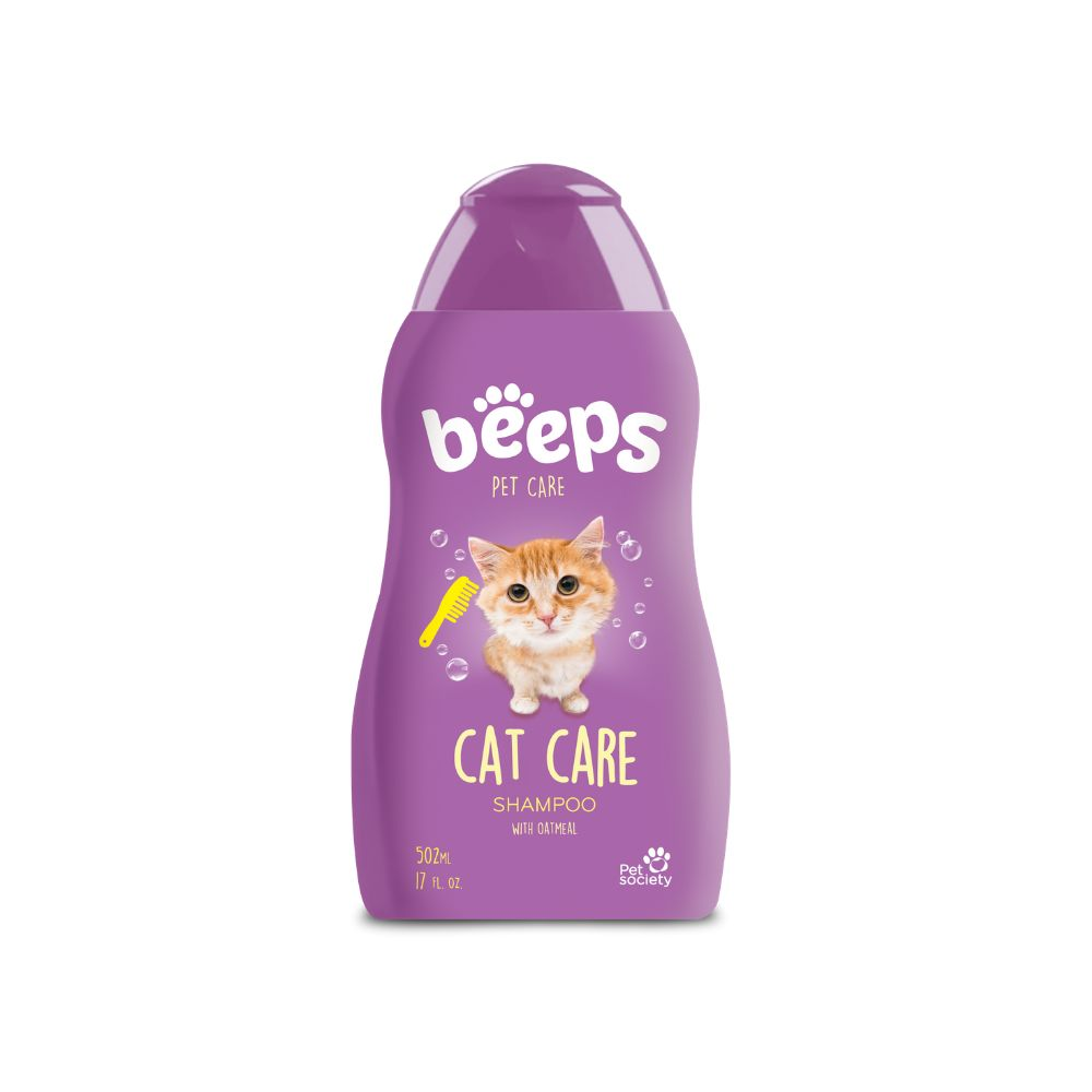 Beeps Cat Care Shampoo