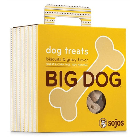 Sojo's Good Dog Treats 8 oz.- Chicken Pot Pie Flavor