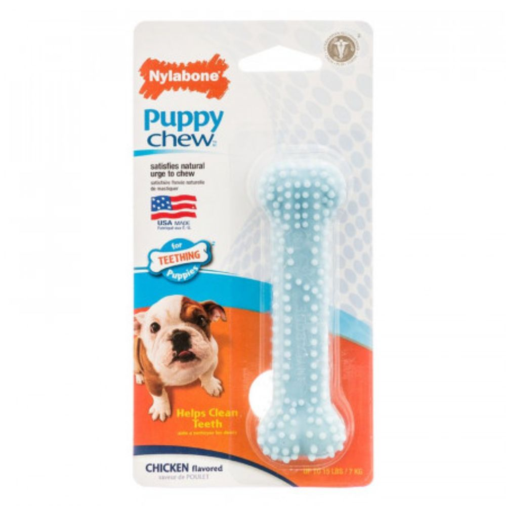Nylabone Puppy Chew Dental Bone