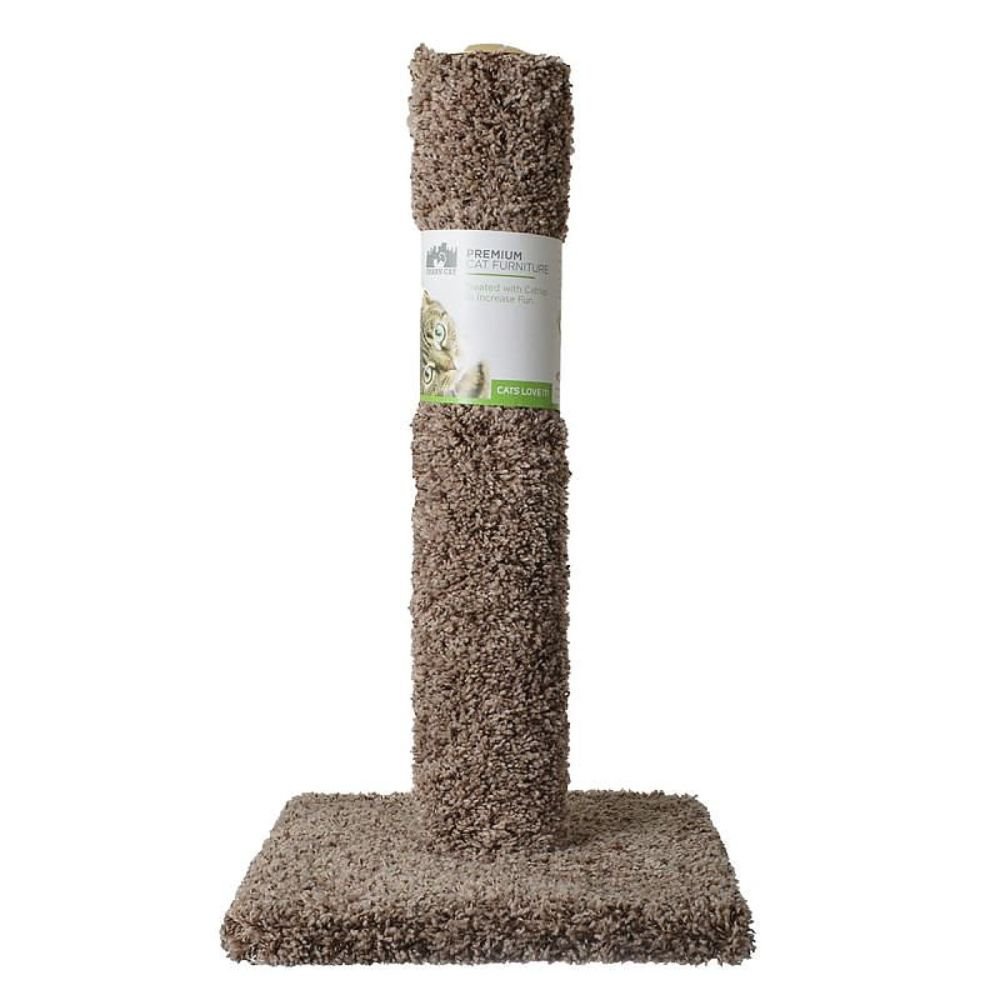 North American Urban Cat Cat Scratching Post - Carpet