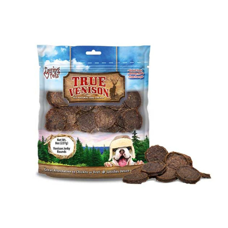 Loving Pets True Venison – Jerky Sliders