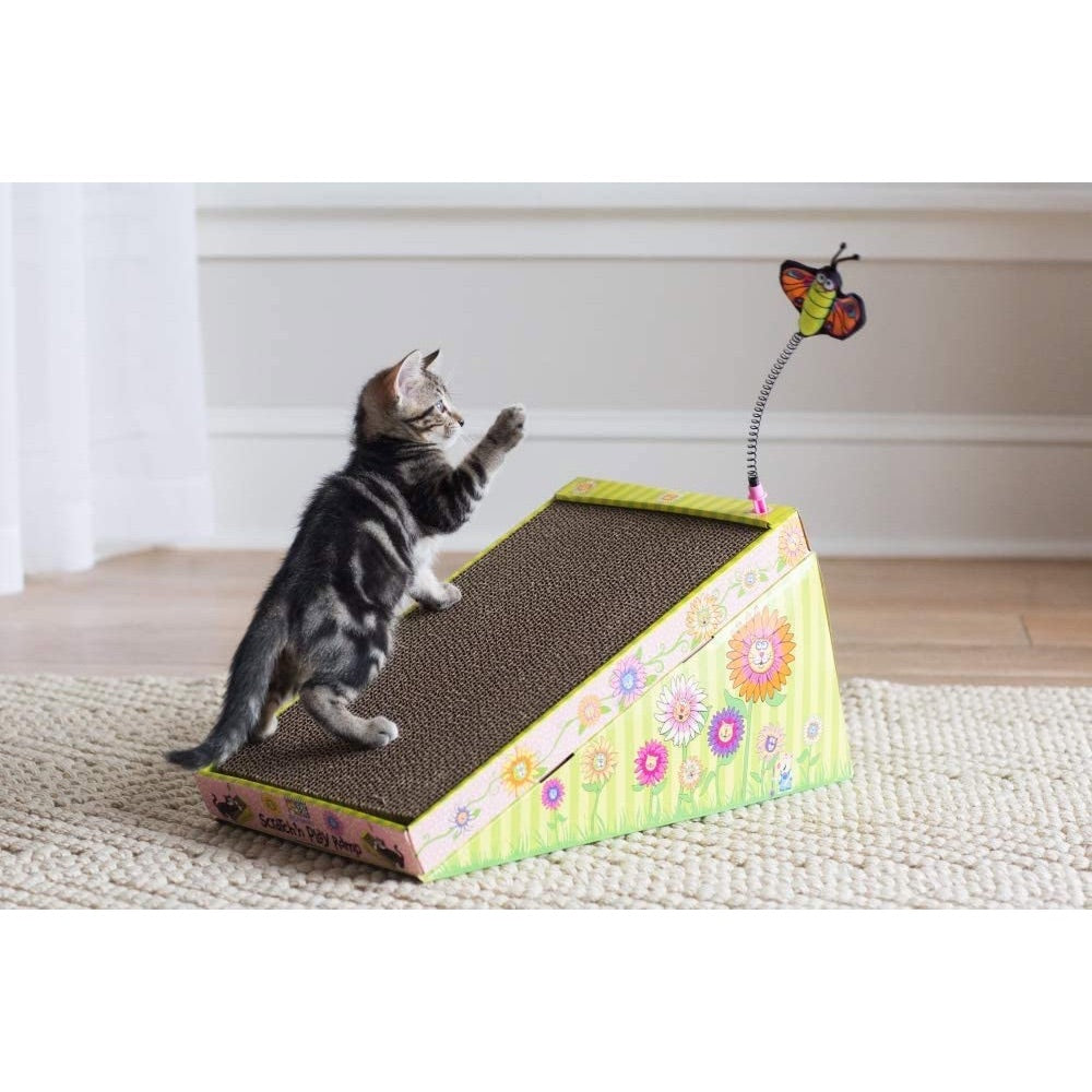 FAT CAT® Big Mama's Scratch 'N Play Ramp