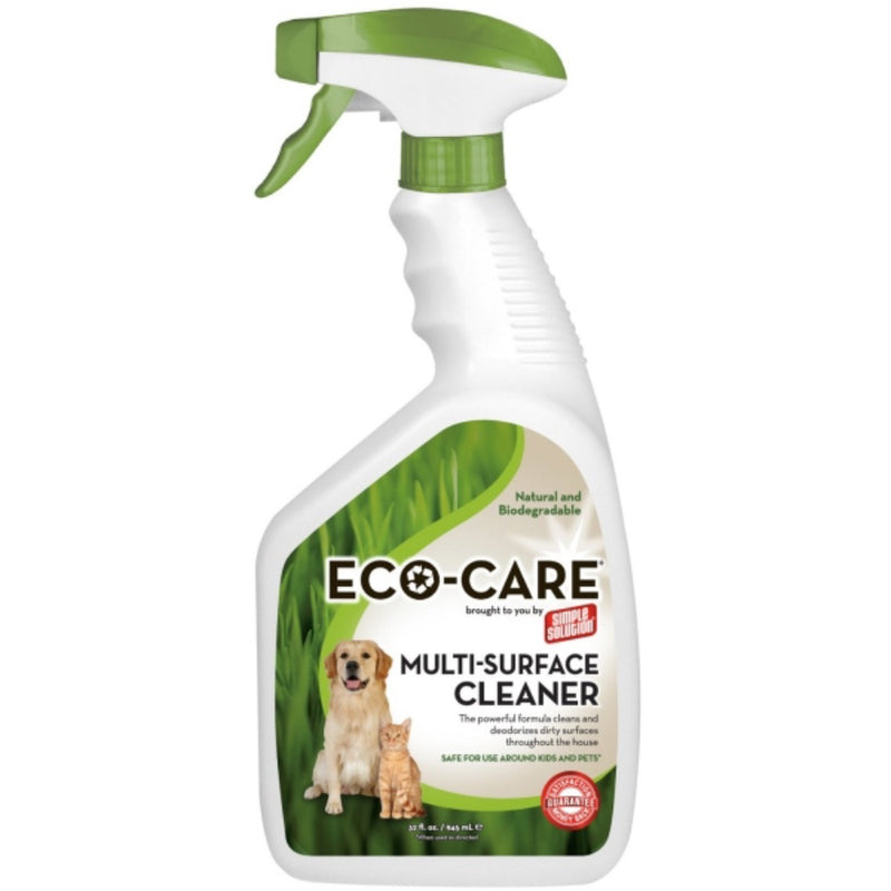 Simple Solution ECO-Care Multi-Surface Cleaner (32 fl. oz. spray)