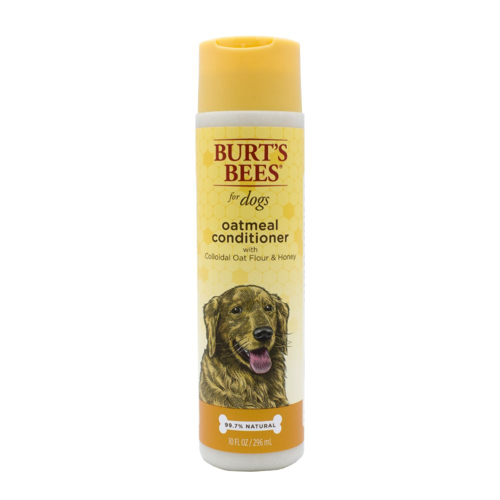 Burt's Bees™ Oatmeal Dog Conditioner with Colloidal Oat Flour and Honey, 10 Ounces
