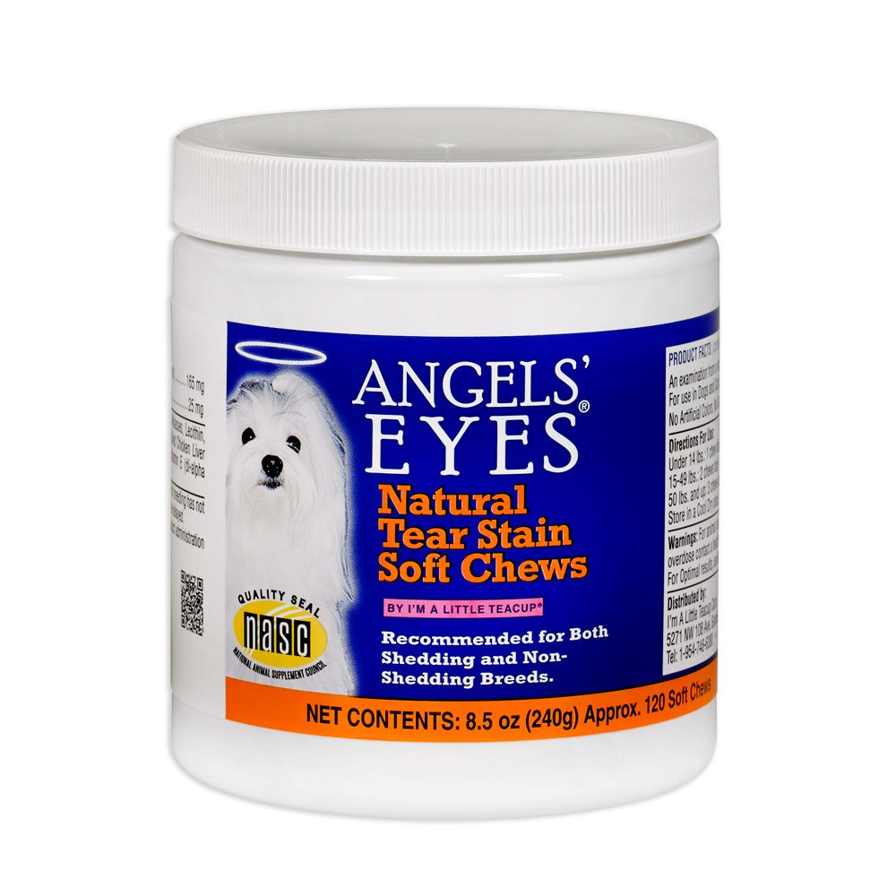Angels' Eyes Natural for Dogs Soft Chews Chicken Formula