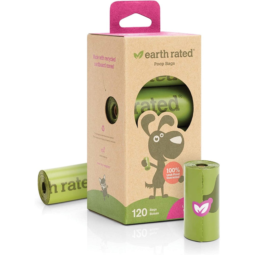 Earth Rated Lavender Scented 8 Refill Rolls