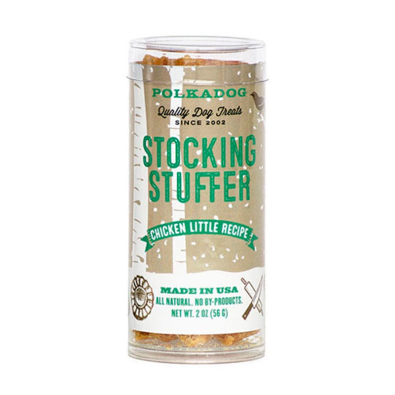 Polkadog Stocking Stuffer Sfizis - Chicken Littles 2oz Tubes