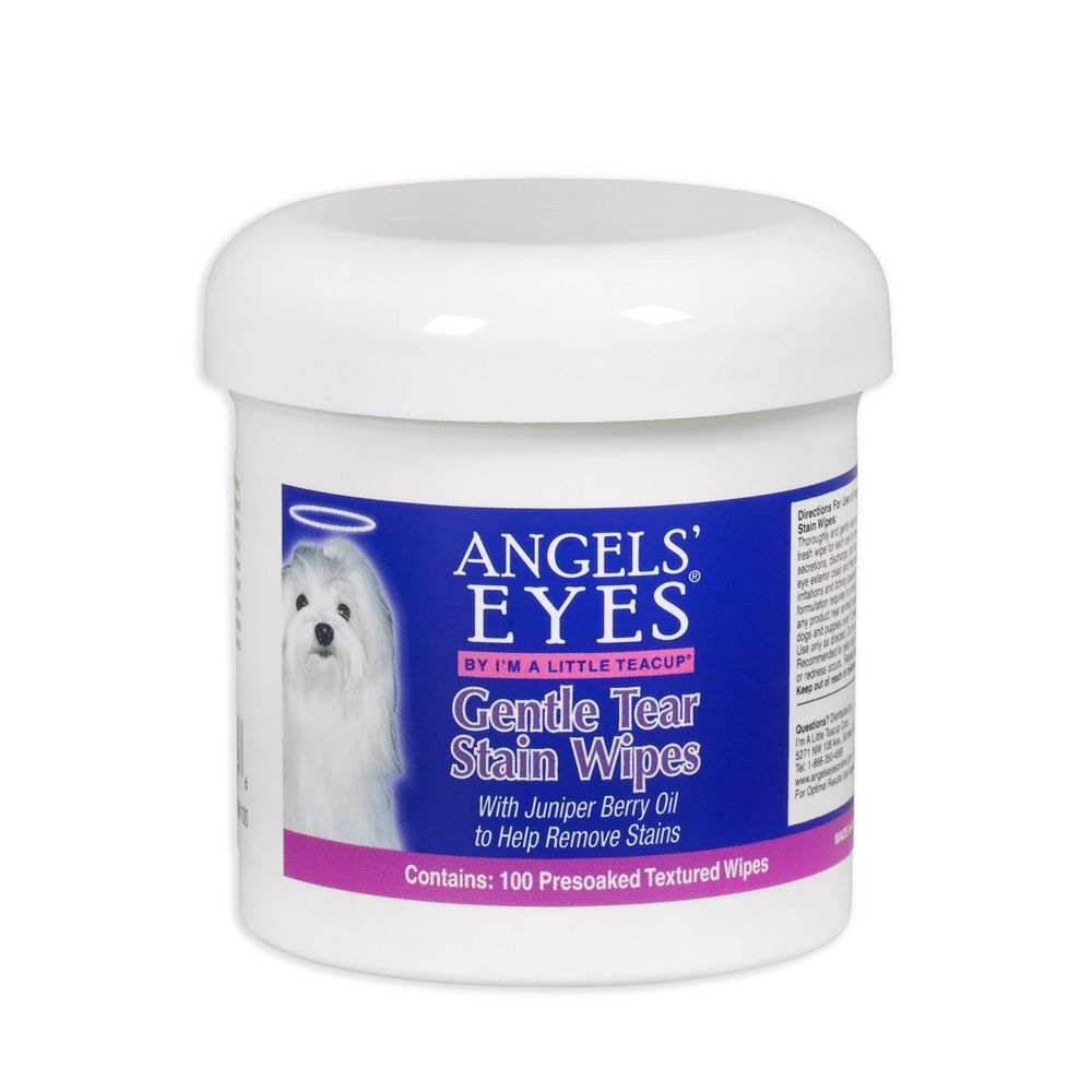Angels' Eyes Gentle Tear Stain Wipes 100 count