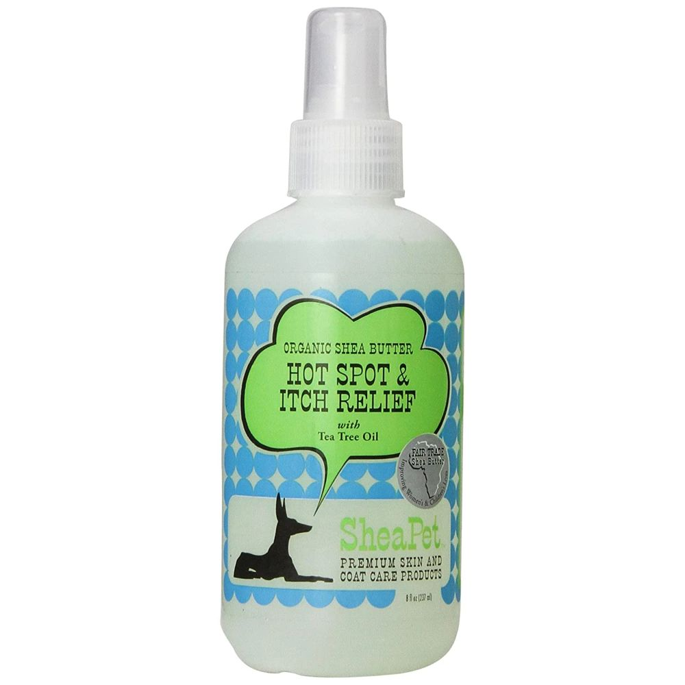 Earthbath SheaPet Herbal Hot Spot/Itch Relief Dog Spritz