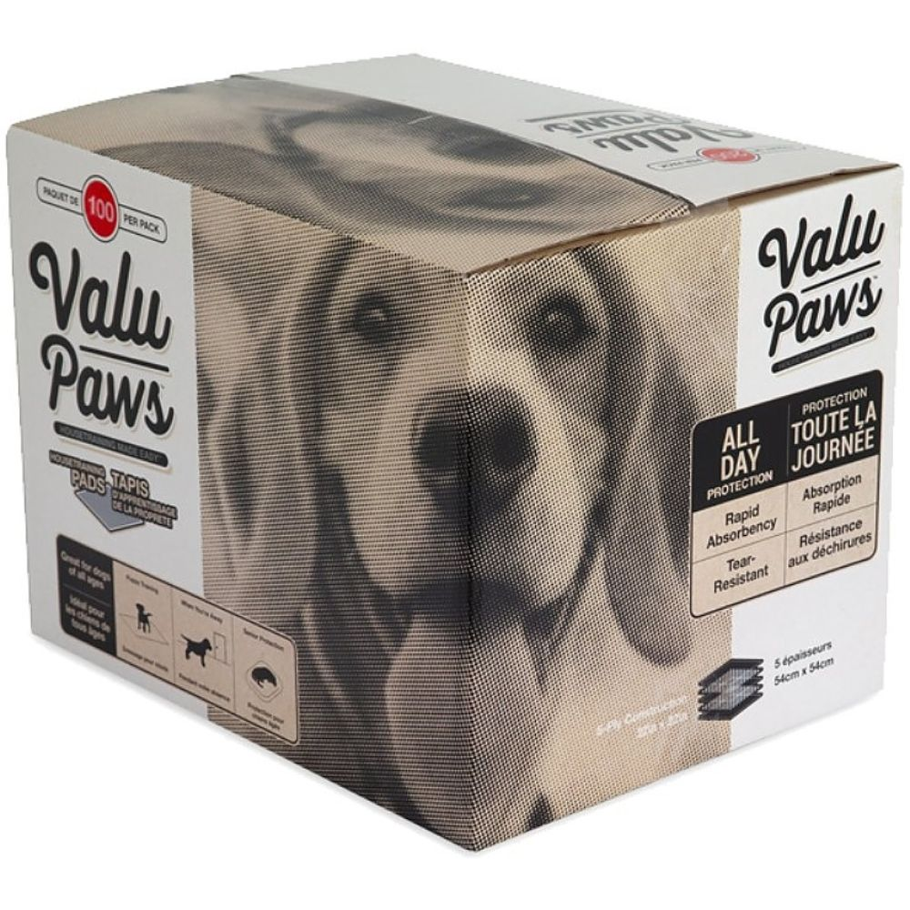 Precision Pet Valu Paws Training Pad- 100 Count