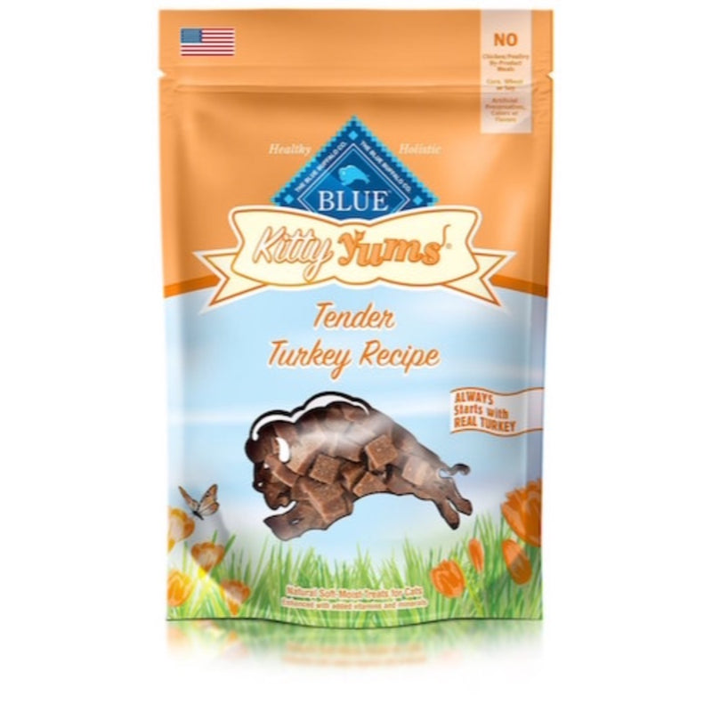 Blue Buffalo Kitty Yums Turkey - 2oz