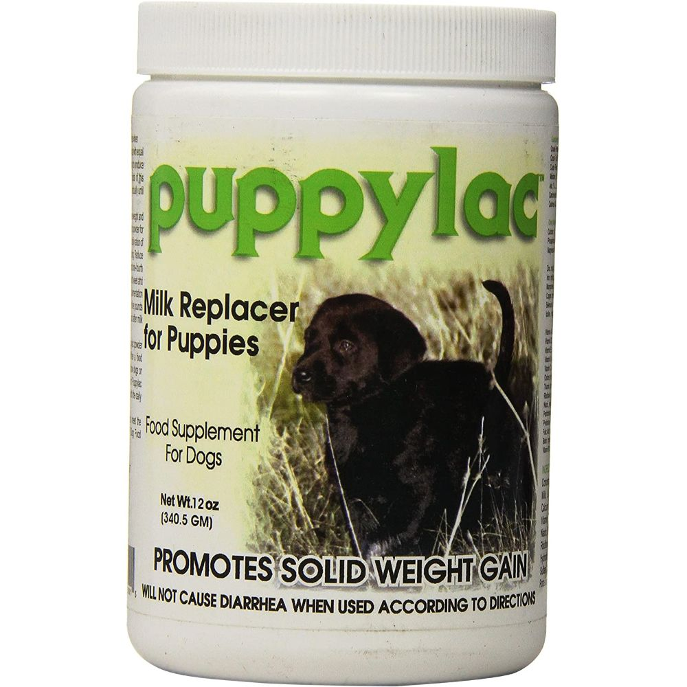 Puppylac Milk Replacer For Puppies 12 Oz.